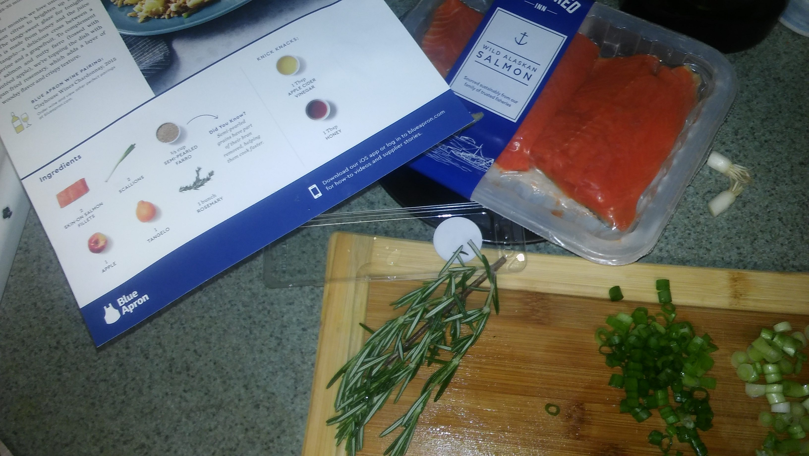 blue apron company profile and review