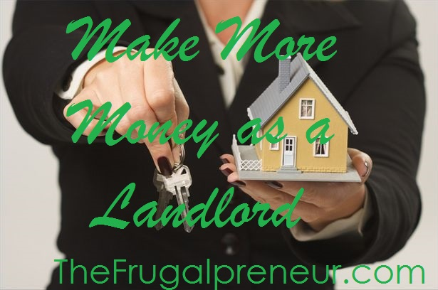 Read about how to become a more profitable landlord.