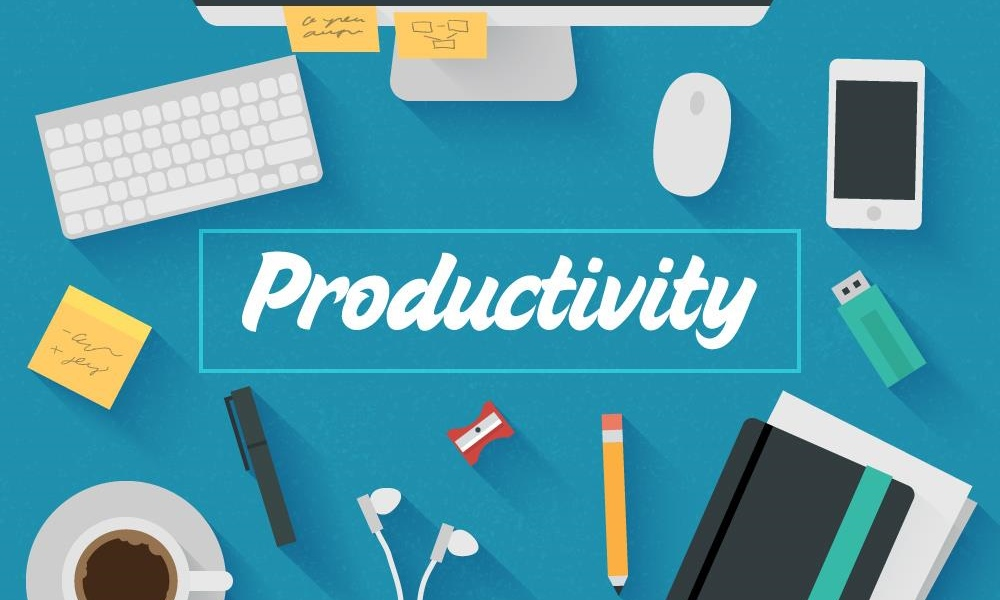 Producitivity tricks for entrepreneurs -- here are five of them.