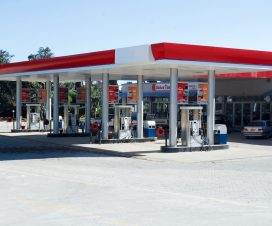 gas station owner salary