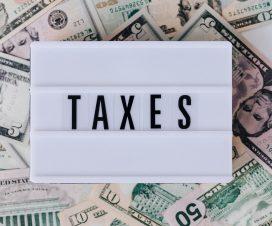 Tax planning basics