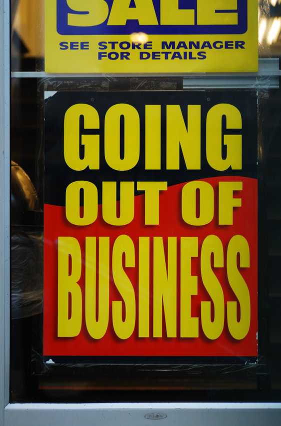How to Cope With Failed Business